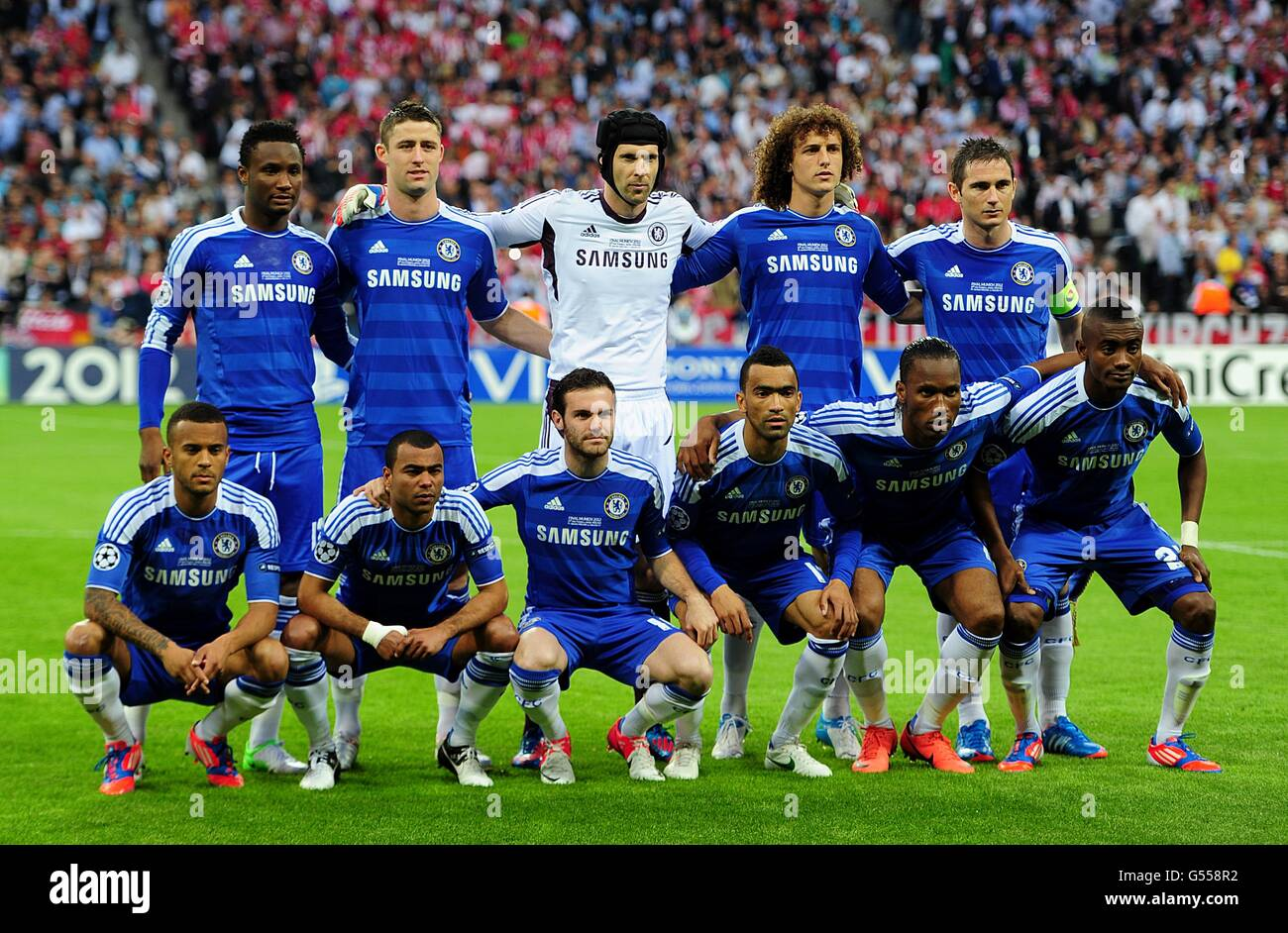 soccer-uefa-champions-league-final-bayer