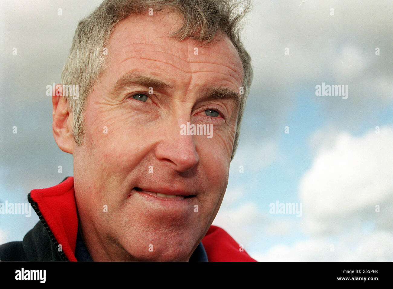 South Pole Hilton-Barber - Stock Image