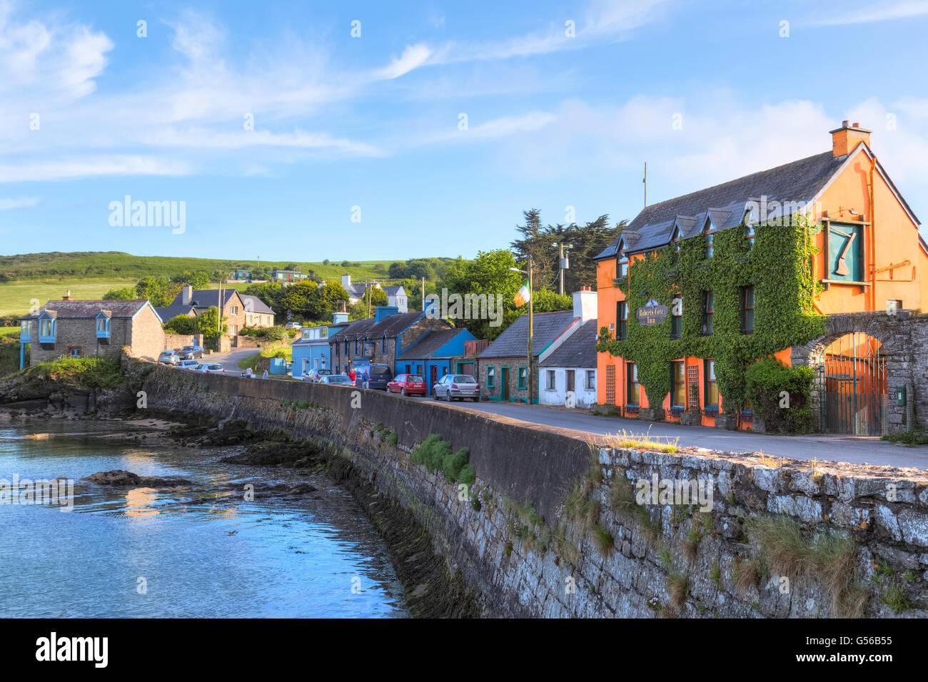 Roberts Cove, County Cork, Ireland - Stock Image