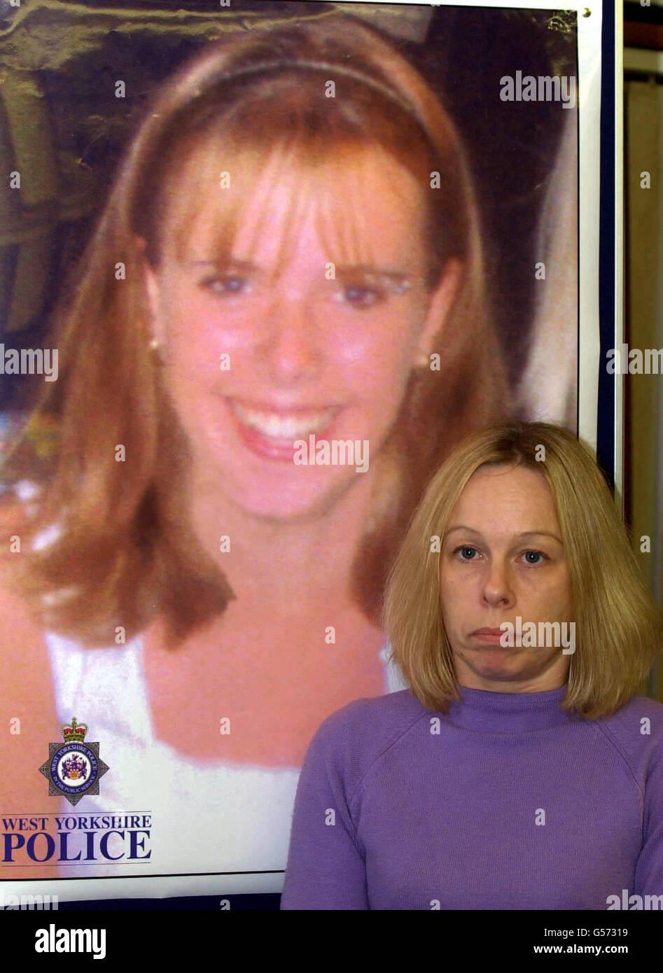Missing Leanne Tiernan Appeal - Stock Image