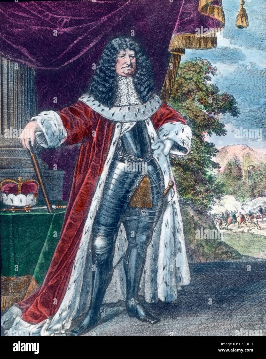 Kurfürst Friedrich Wilhelm Germany, Prussia, monarchy, king, royalty