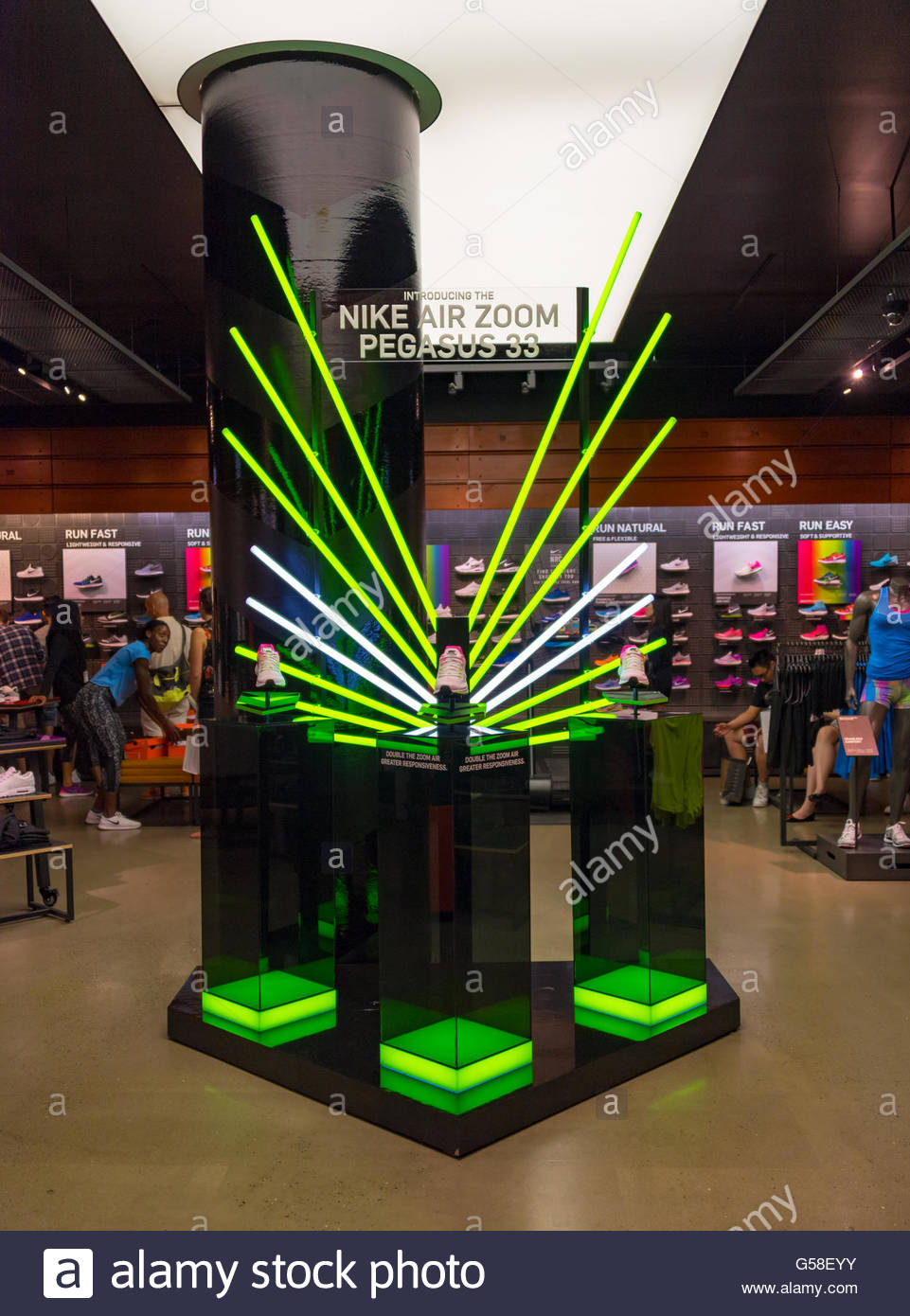 shoe stores eaton center