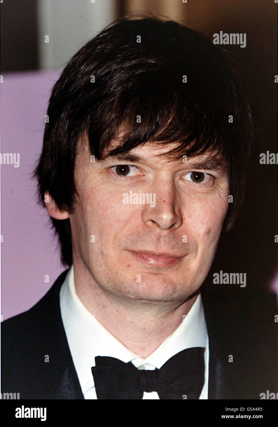 British Bk Awds Ian Rankin - Stock Image