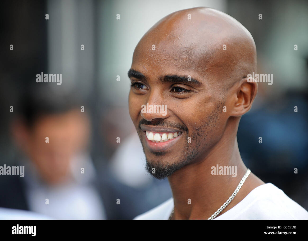 Athletics - Samsung Diamond League - - Aviva Birmingham Grand Prix - Athletes Photocall - Hotel Indigo - Stock Image