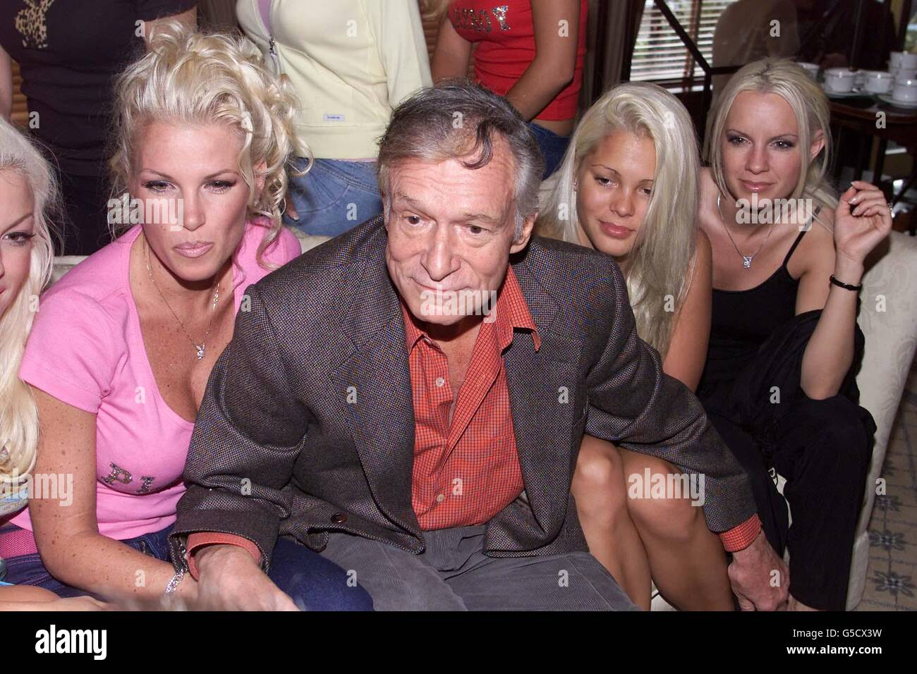 Hefner R High Resolution Stock Photography And Images Alamy