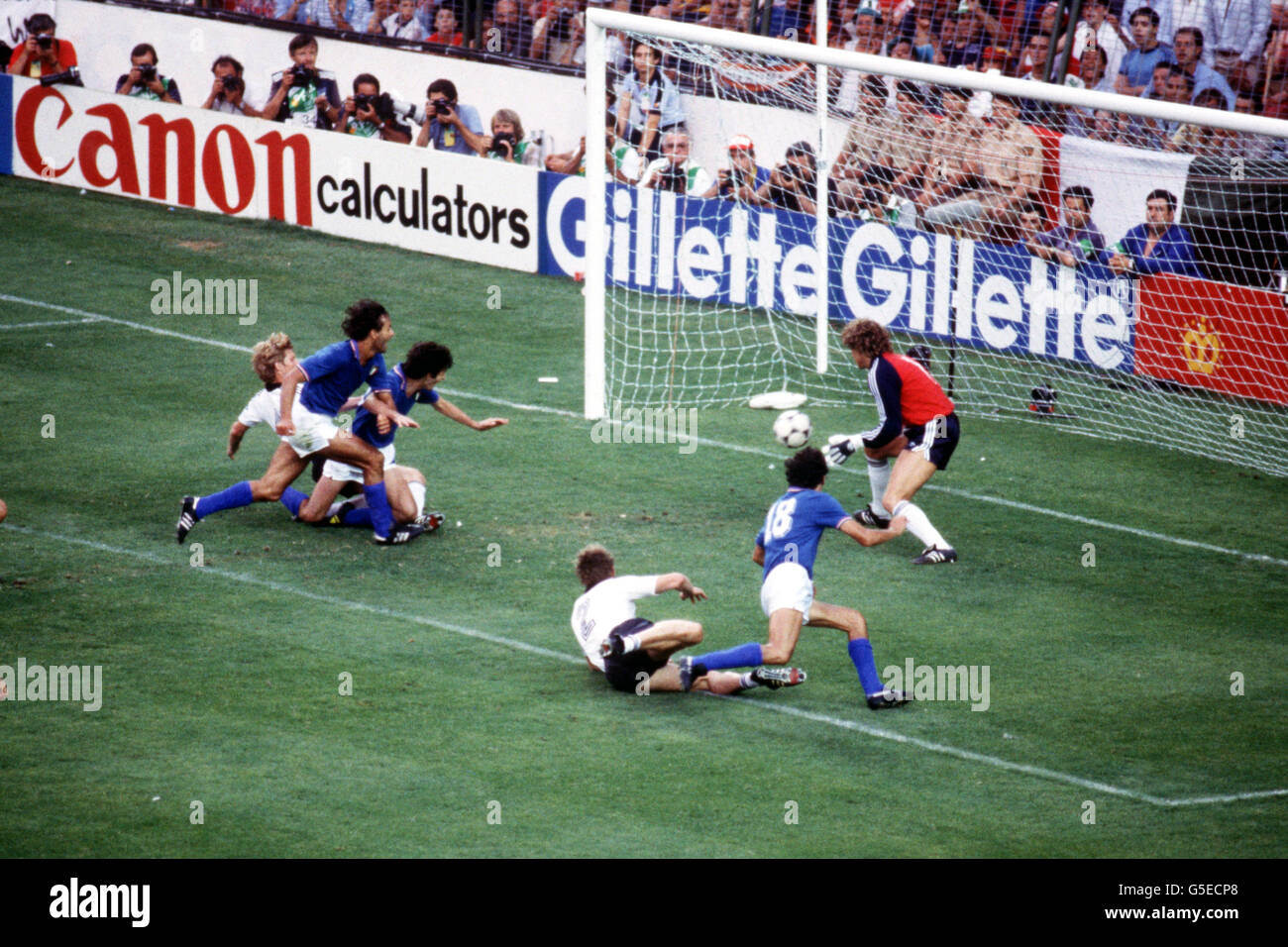 Soccer Italy World 1982 v West Final - Cup Germany - FIFA