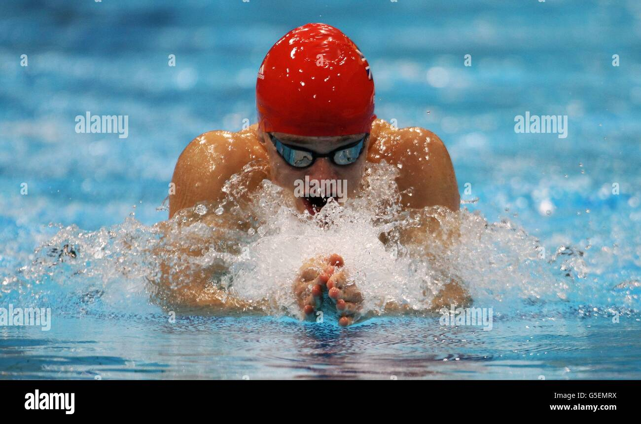 London Paralympic Games - Day 10 - Stock Image