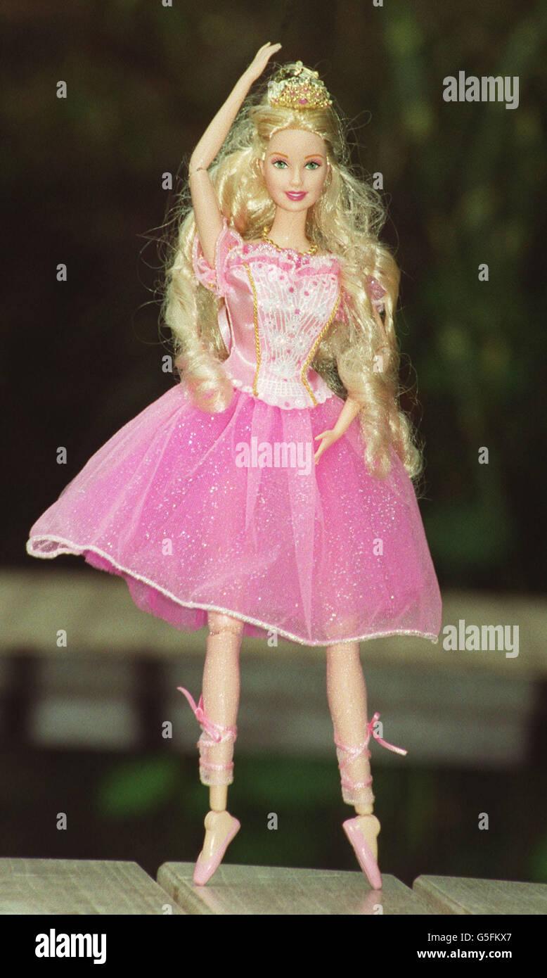 Barbie In The Nutcracker Stock Photo 106680399 Alamy