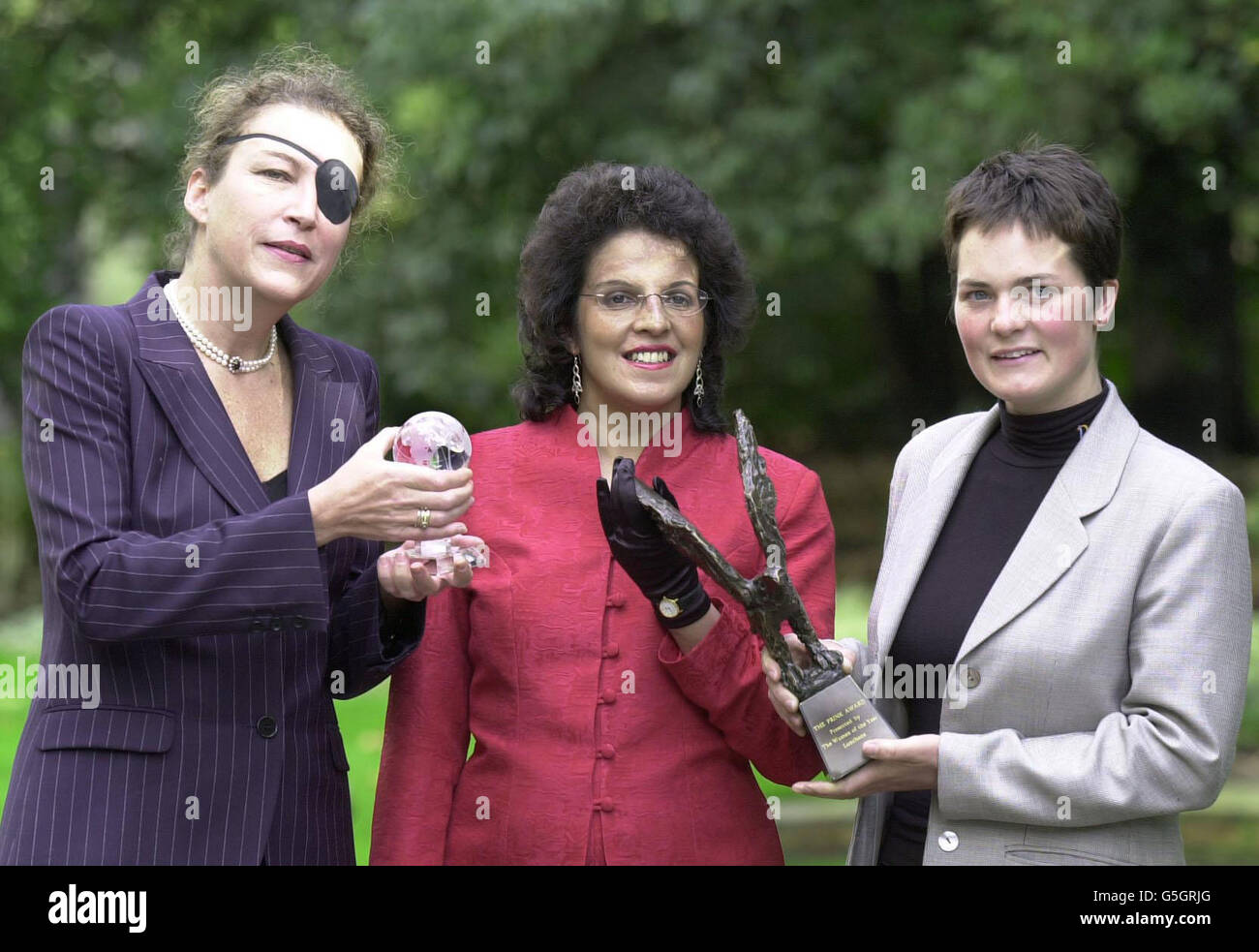 London 'Women of the year Lunch 2001' - Stock Image
