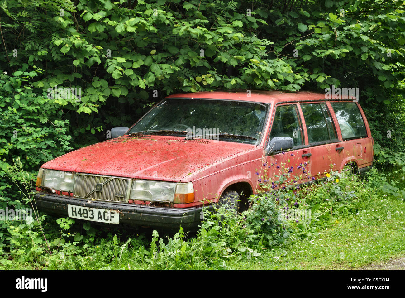 Old Volvo Car Stock Photos & Old Volvo Car Stock Images - Alamy