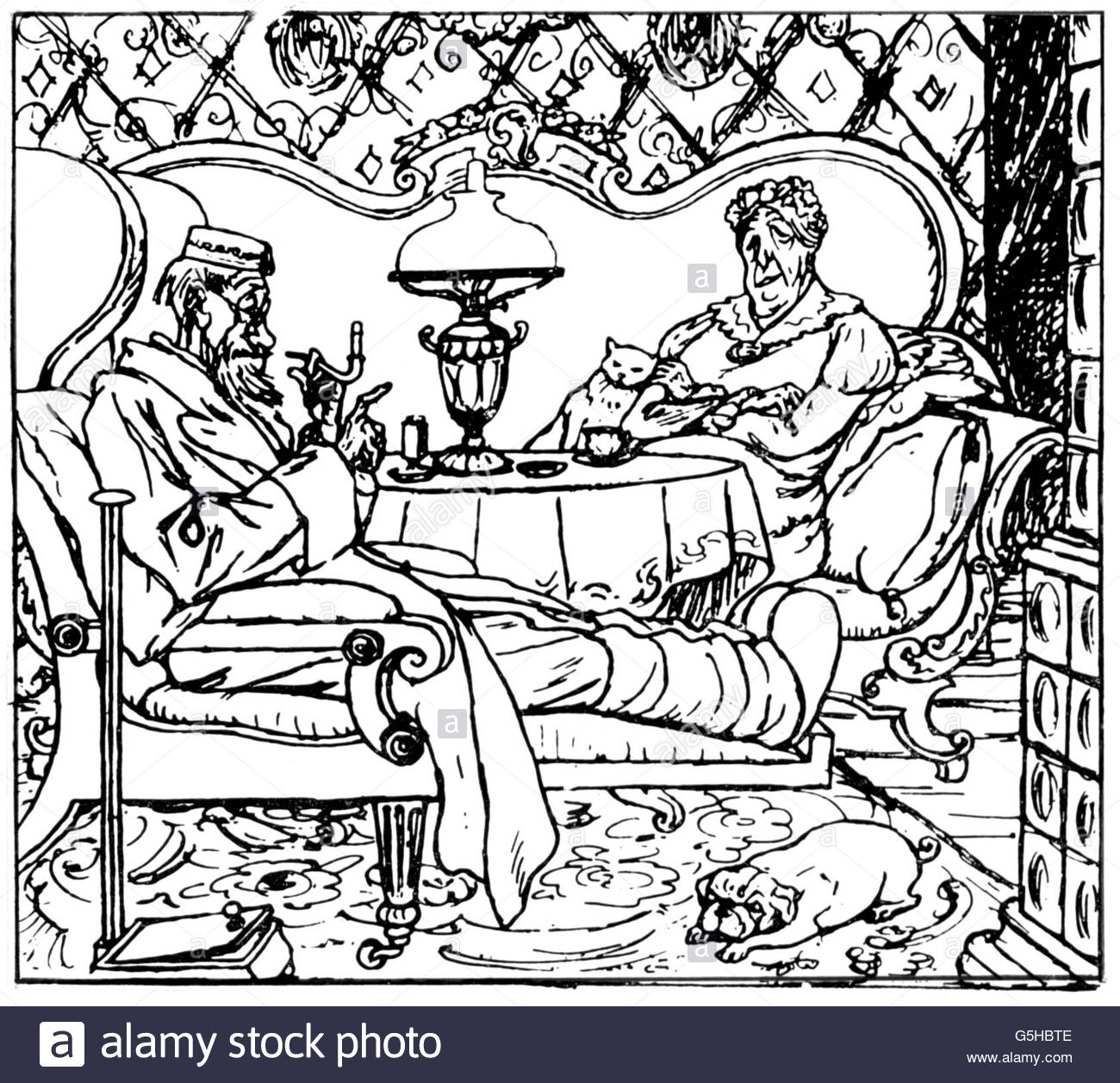 old man 1920s stock photos old man 1920s stock images alamy 1920s Picnic Basket medicine disease gout wenn man alt wird when you are