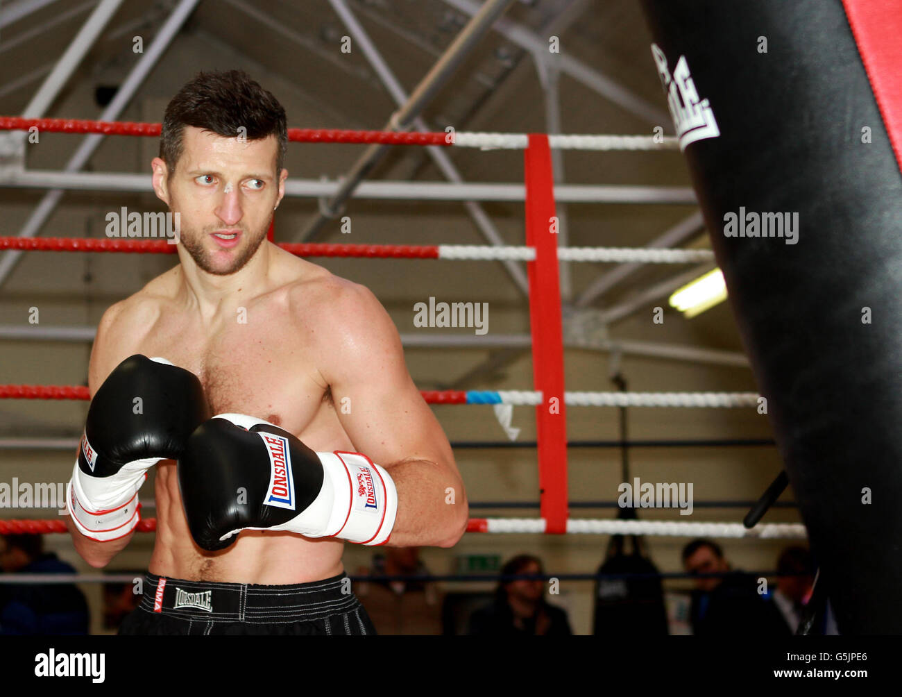 Phoenix amateur boxing