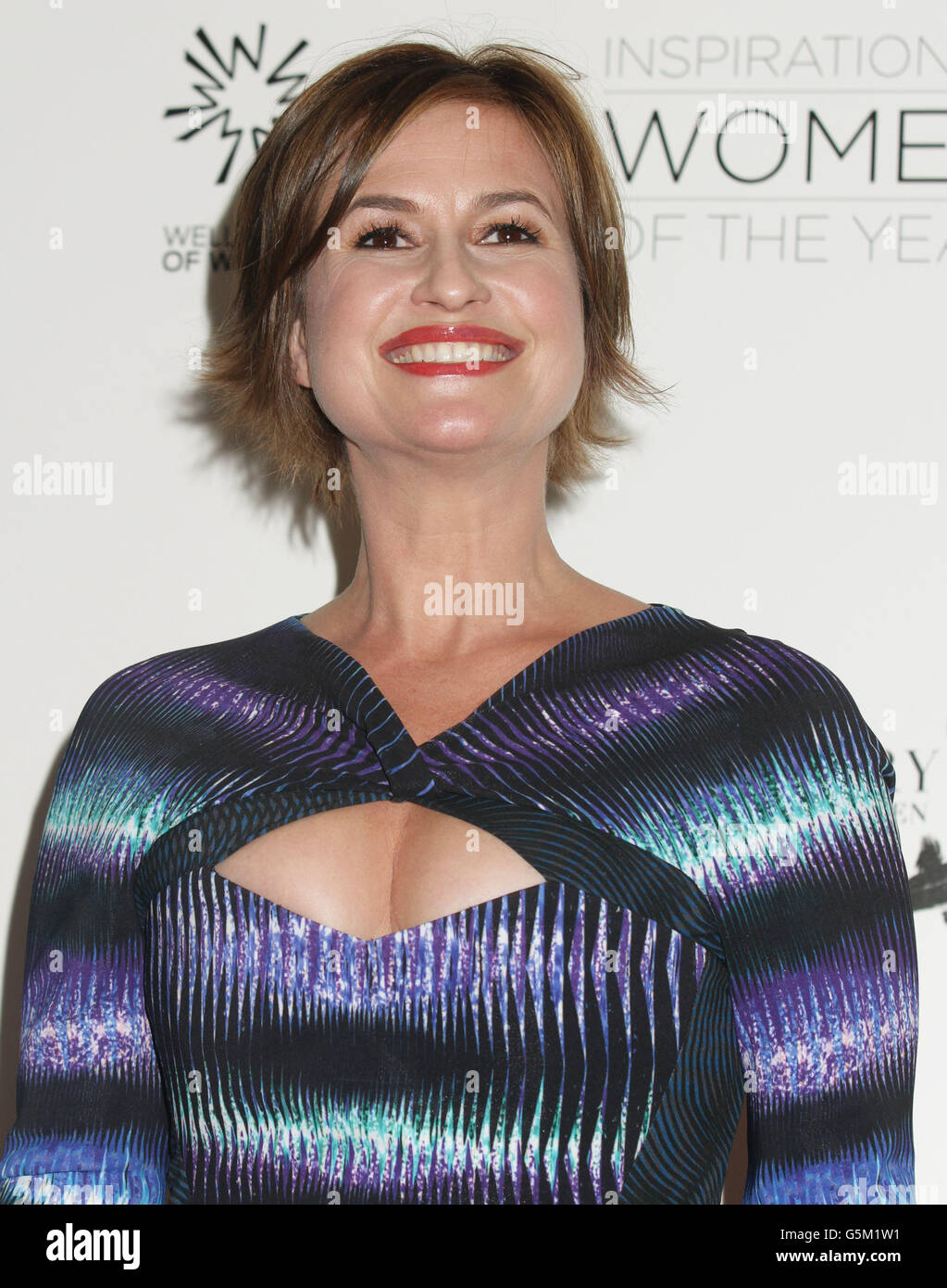 Daily Mail Inspirational Woman of the Year Awards - London - Stock Image