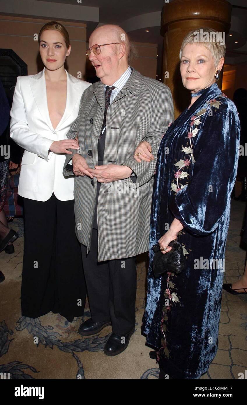 Dame Judi Dench And Her Husband High ...