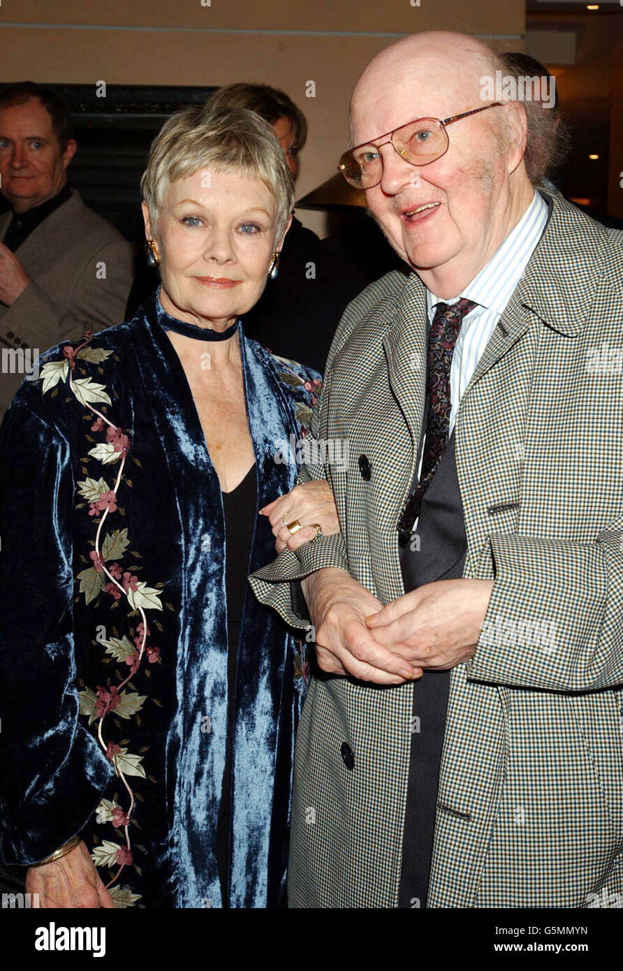 Dame Judi Dench And Her Husband High ...
