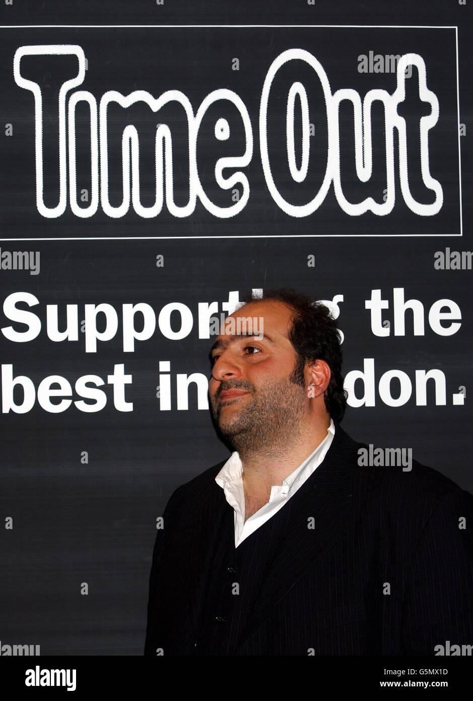 Omid Djalili - Stock Image