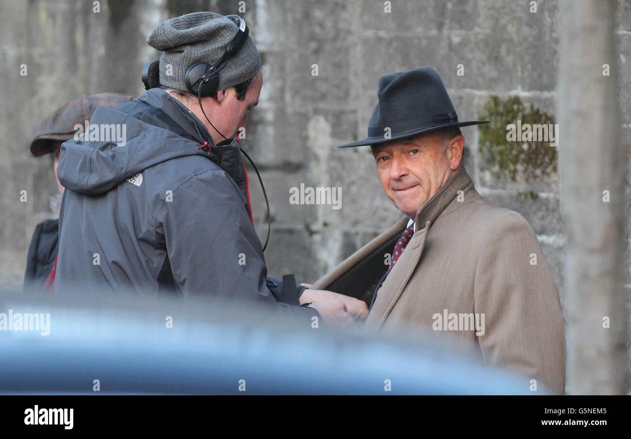 Foyles War filming - Dublin Stock Photo: 106808021 - Alamy
