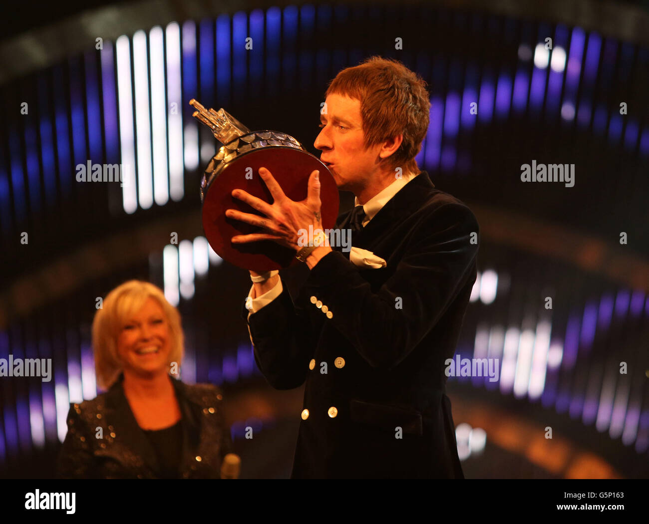 Sport - BBC Sports Personality of the Year Awards 2012 - ExCeL Arena - Stock Image