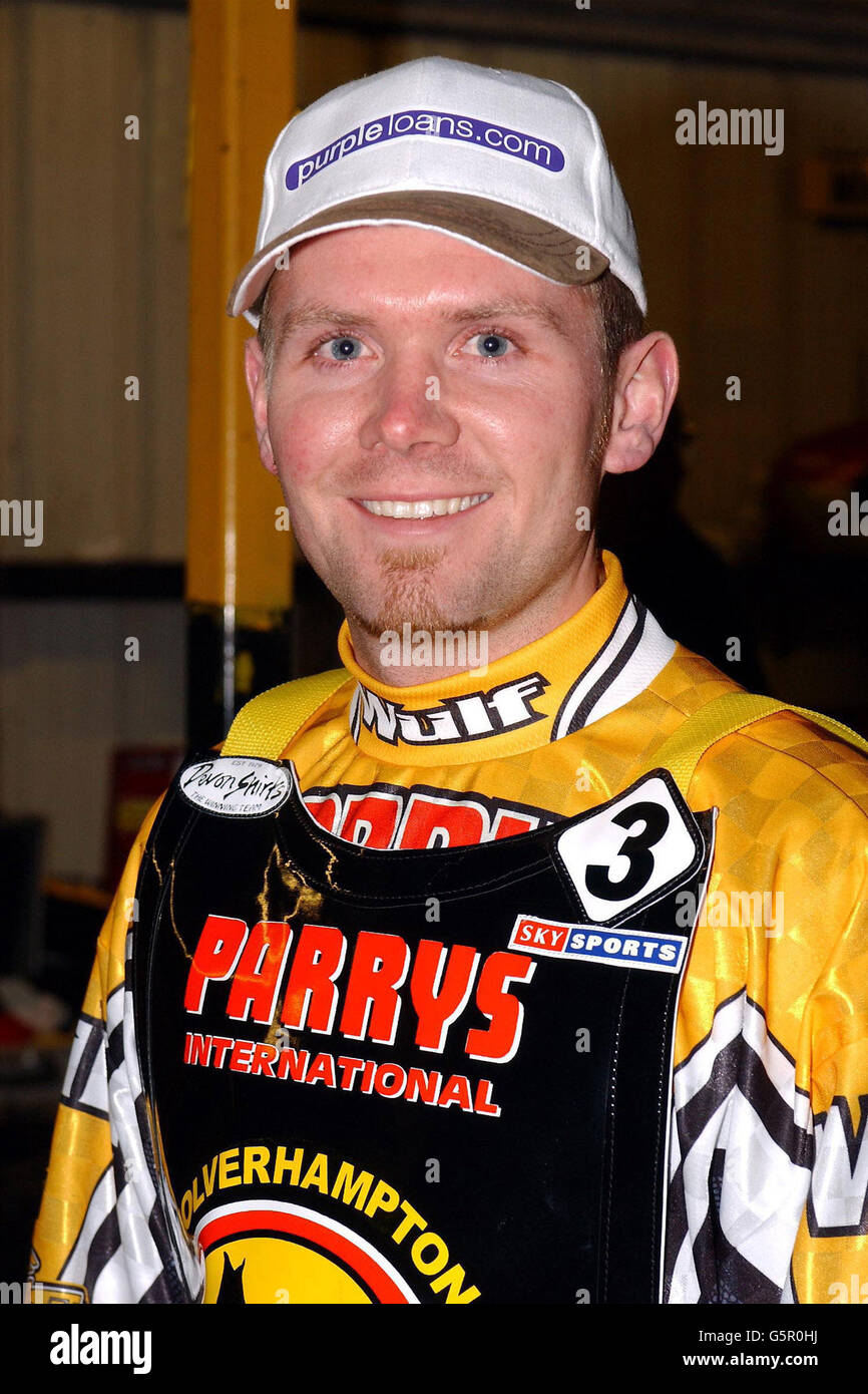 Jesper Jensen jesper jensen - speedway rider stock photo: 106840878 - alamy