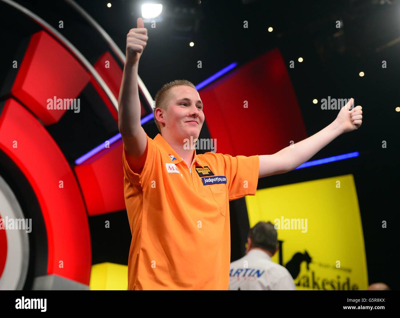 Bdo World Darts Championships Stock Photos & Bdo World Darts