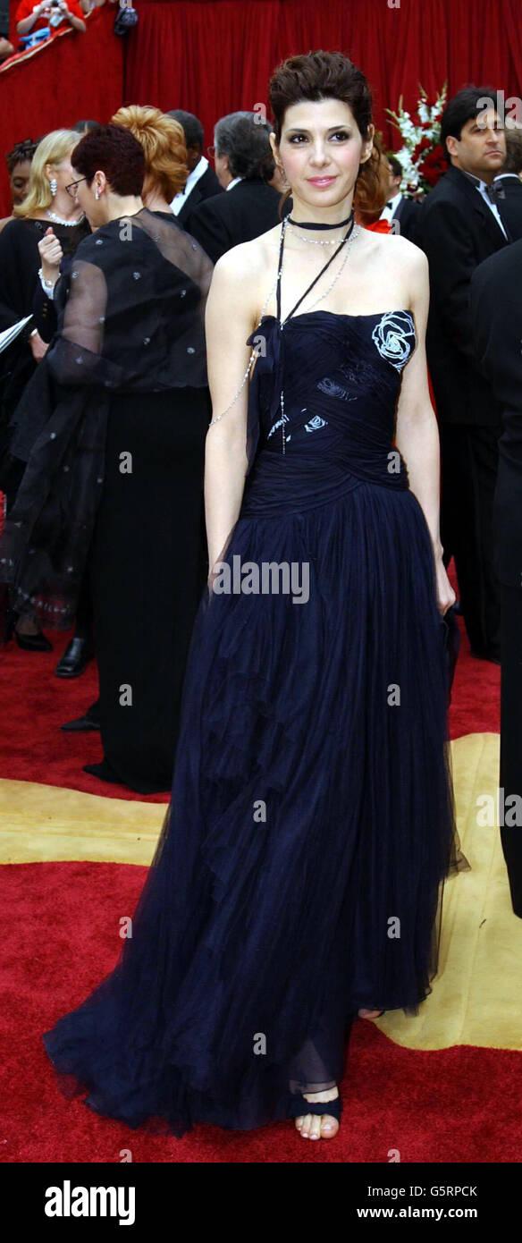 Oscars Tomei - Stock Image