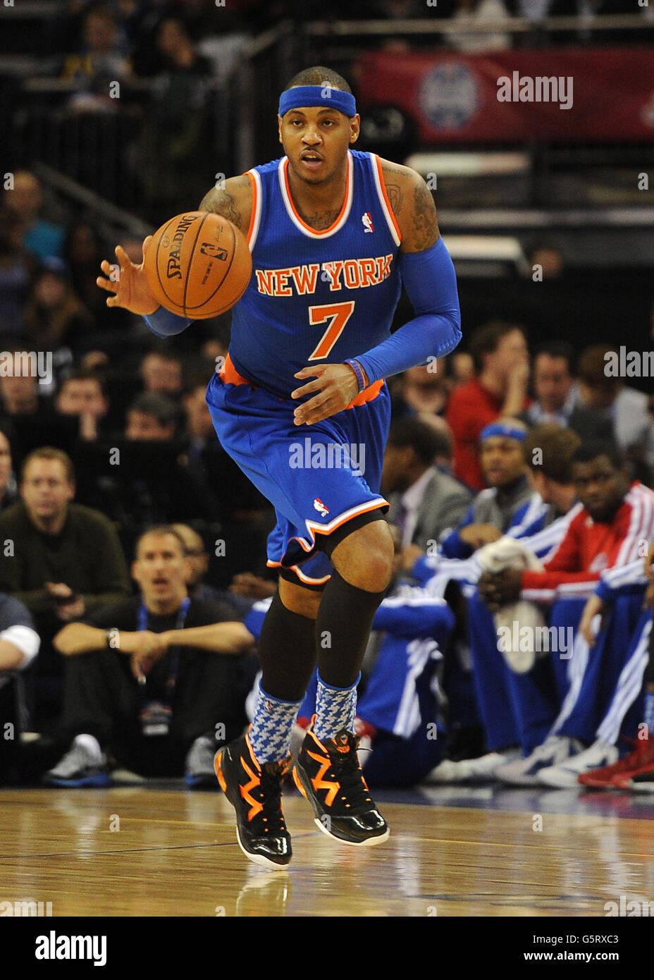 Nba Basketball New York Knicks: Knicks Stock Photos & Knicks Stock Images