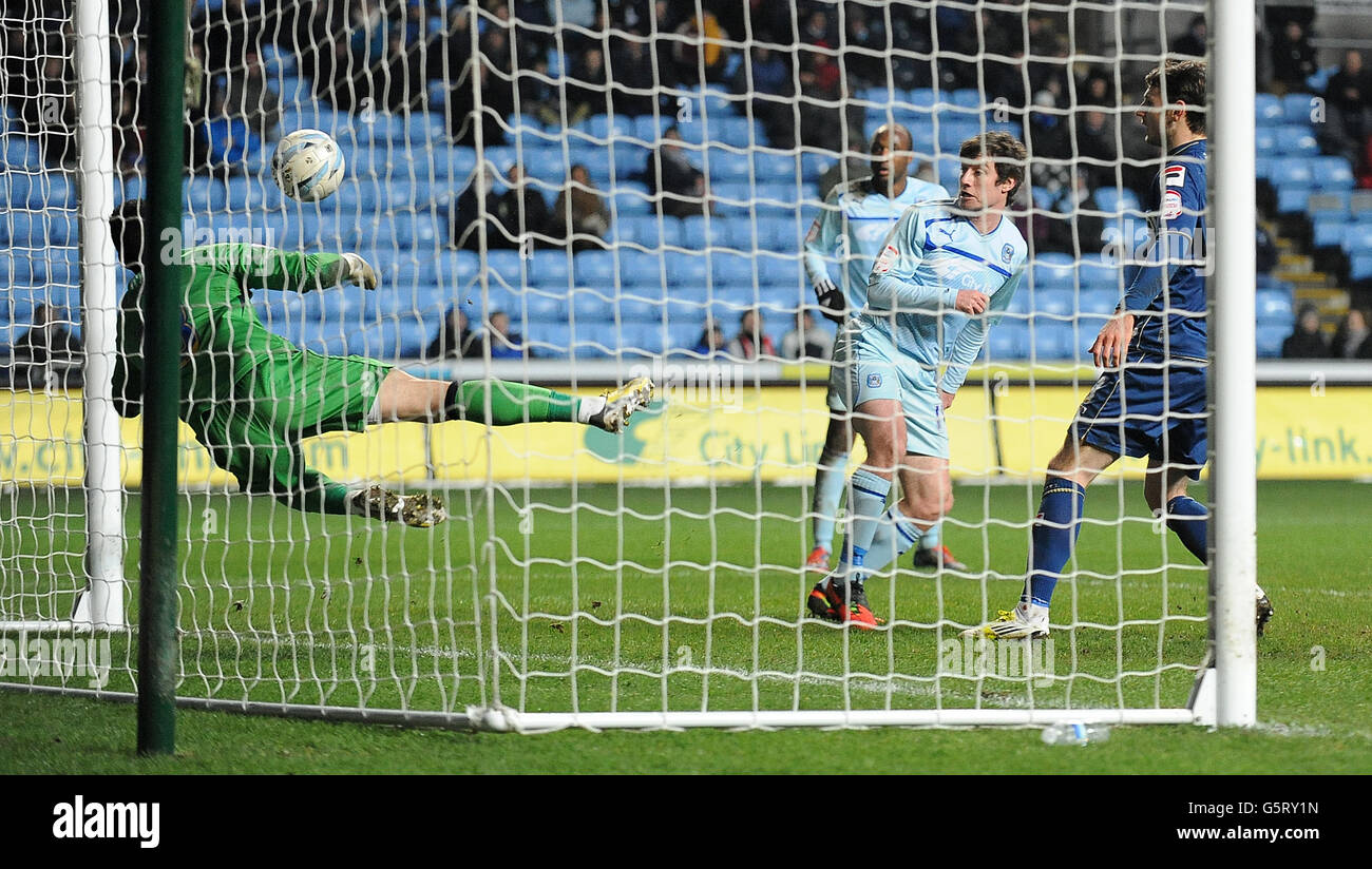 Soccer - npower League One - Coventry City v Oldham - Ricoh Arena - Stock Image