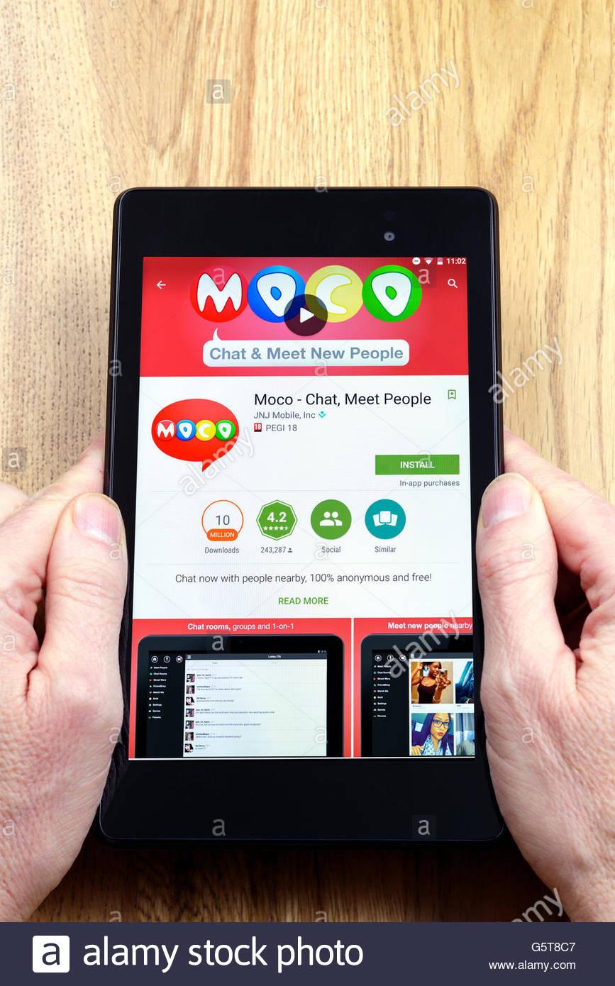 mocospace free app