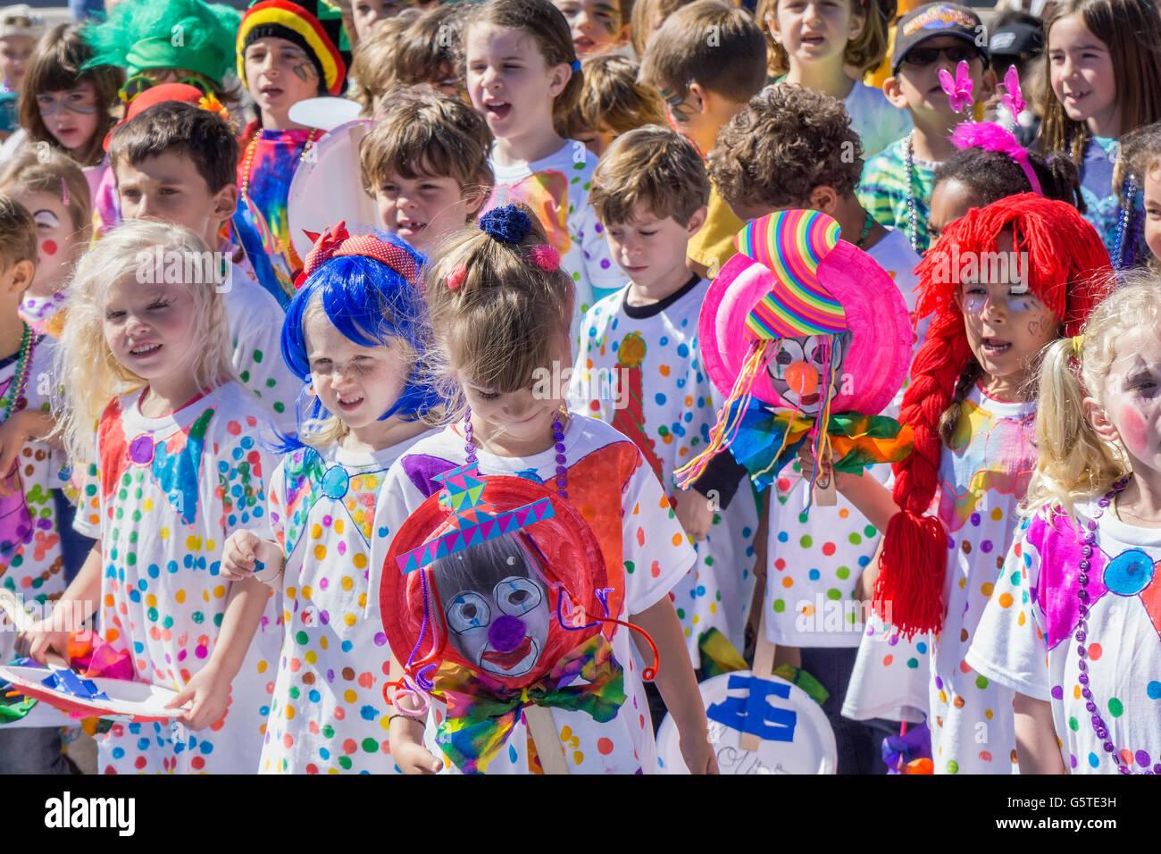 Childrenu0027s carnival celebration - Stock Image  sc 1 st  Alamy & Carnival Costumes For Kids Stock Photos u0026 Carnival Costumes For Kids ...