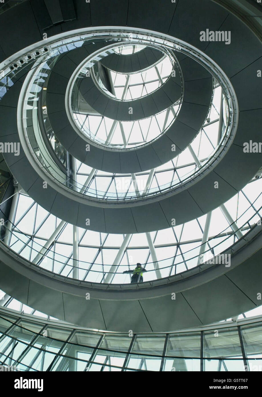 New GLA (Greater London Authority) headquarters - Stock Image