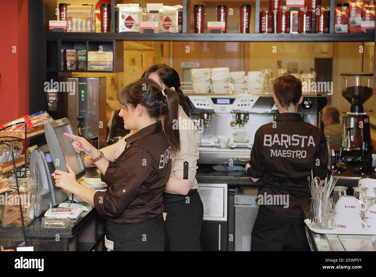 Barista costa coffee Jobs | Glassdoor.co.uk