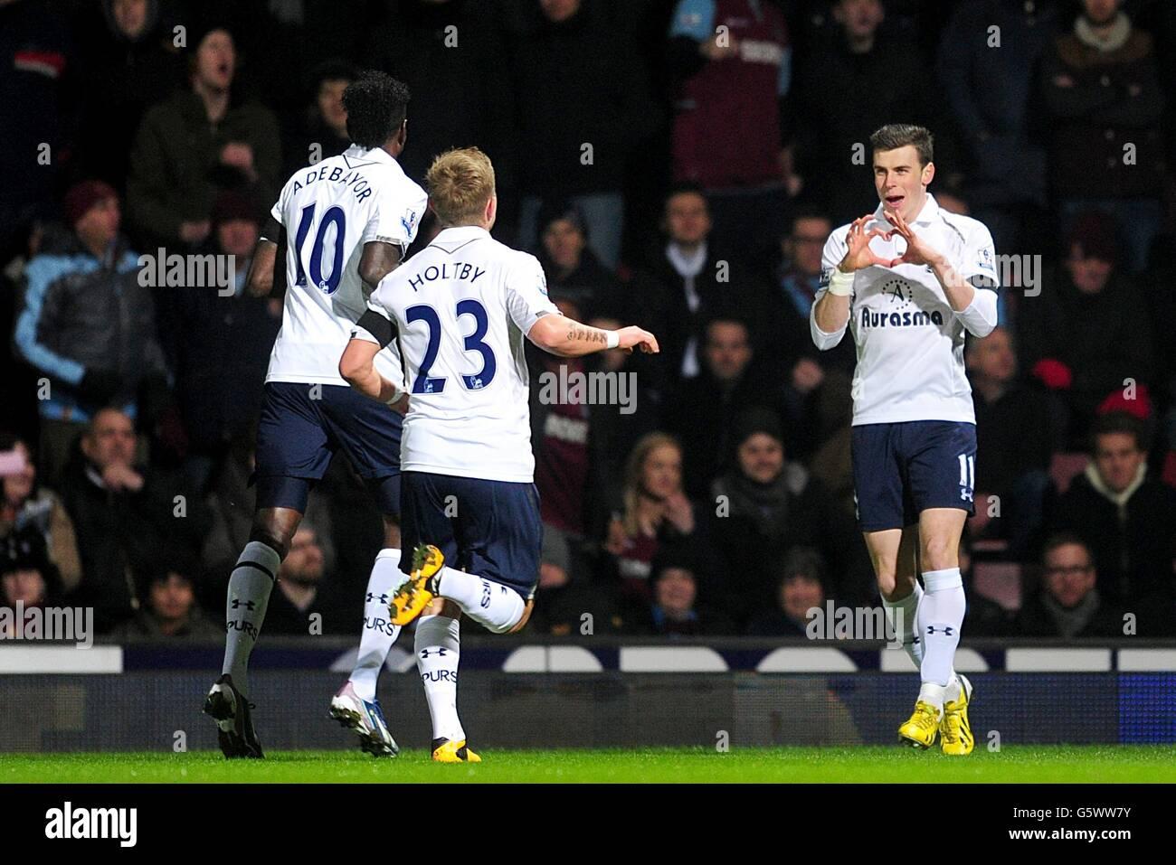 c9468912528 Soccer - Barclays Premier League - West Ham United v Tottenham Hotspur - Upton  Park