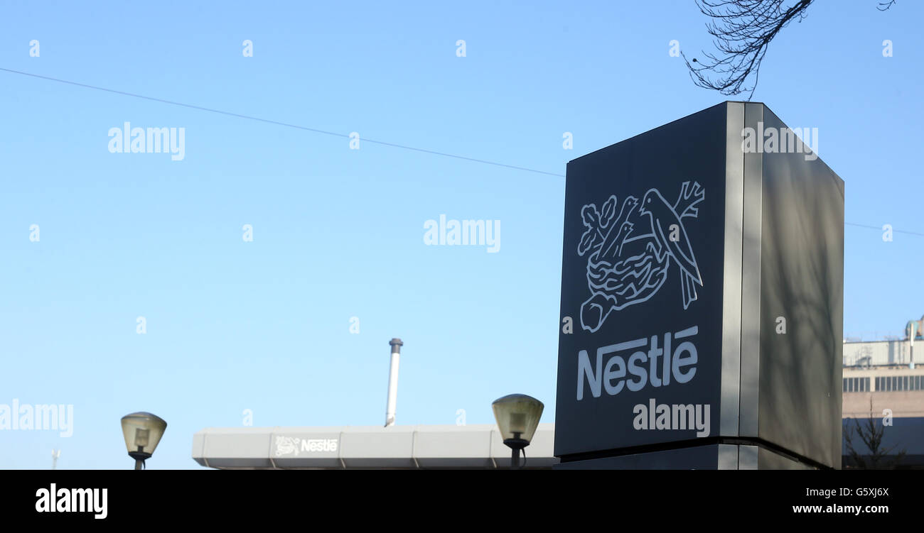 Nestle Factory Stock Photos Amp Nestle Factory Stock Images