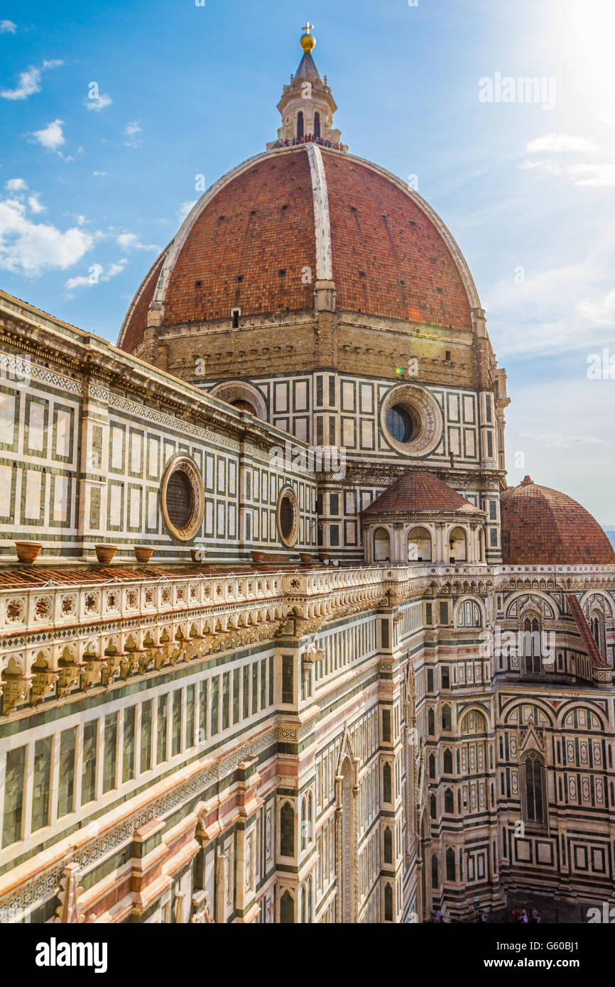 Florence cathedral - Stock Image
