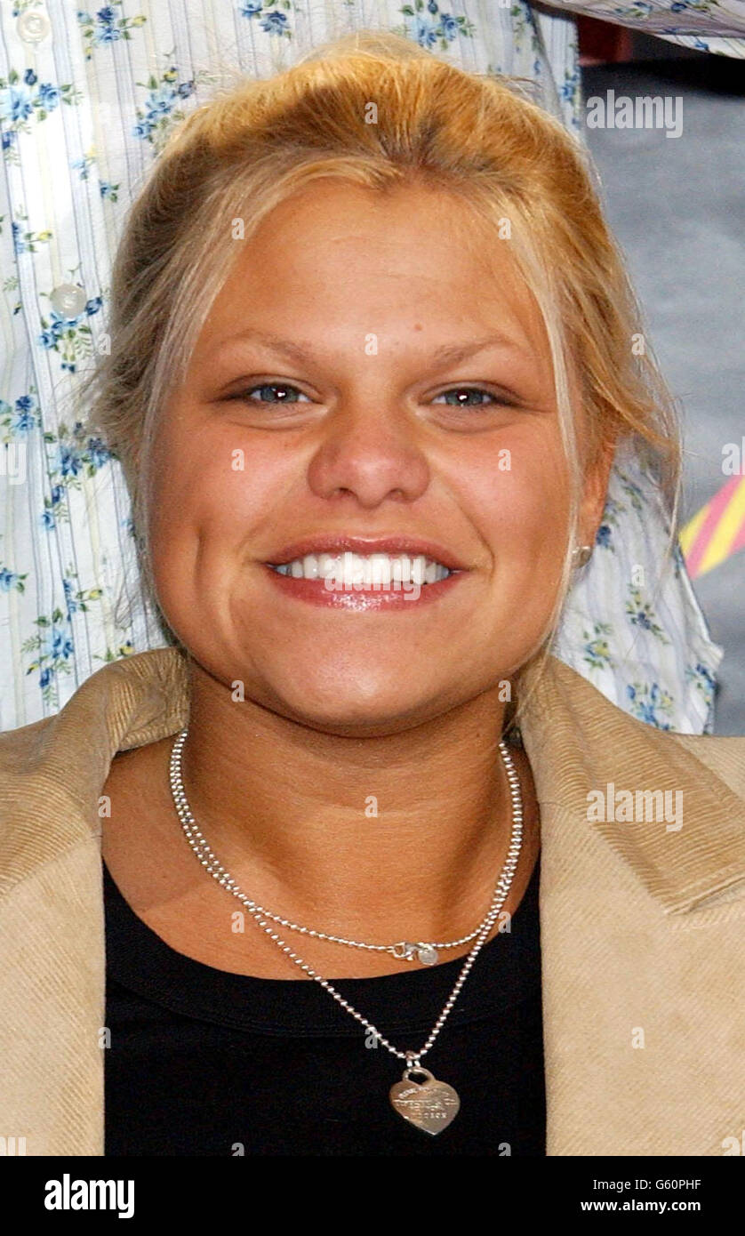 Jade Goody Nude Photos 97
