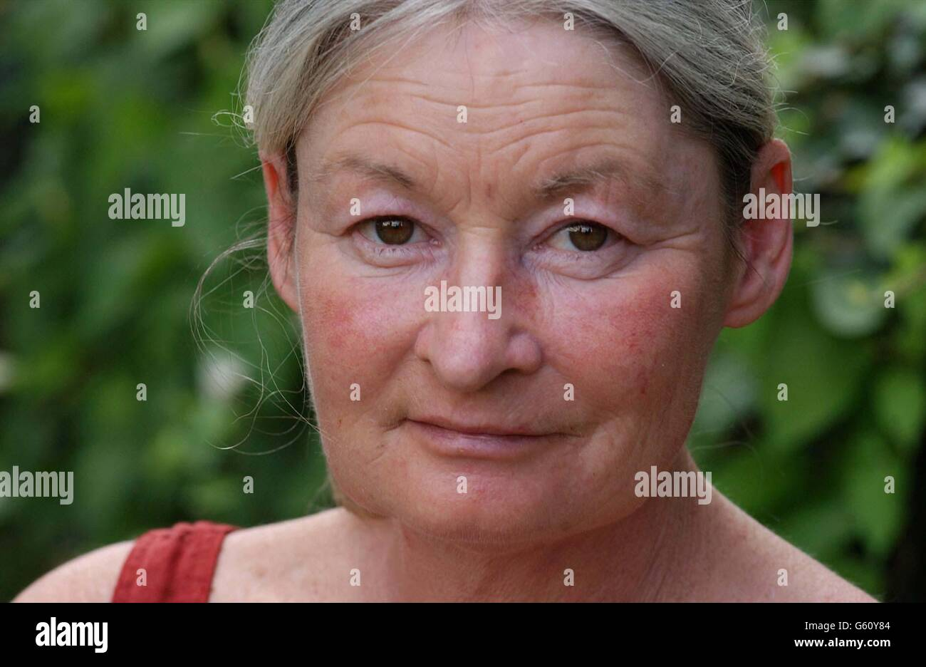 Amnesia Patient Makes Appeal Stock Photo
