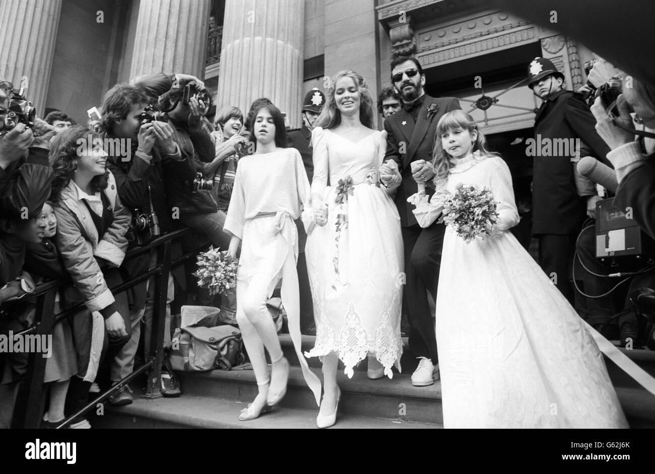 Marylebone registry office celebrity wedding