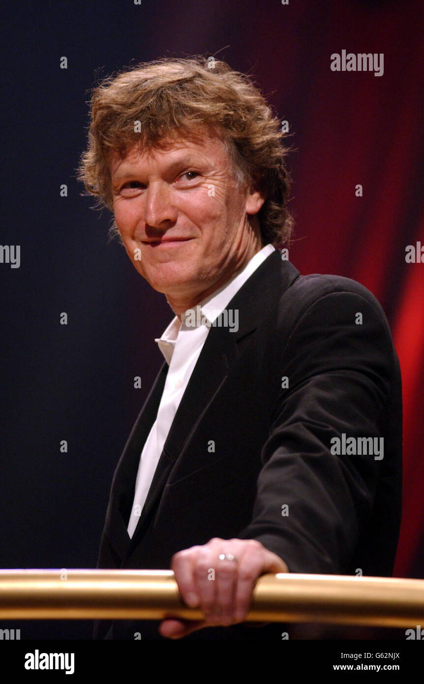 Steve Winwood MOBO Awards - Stock Image