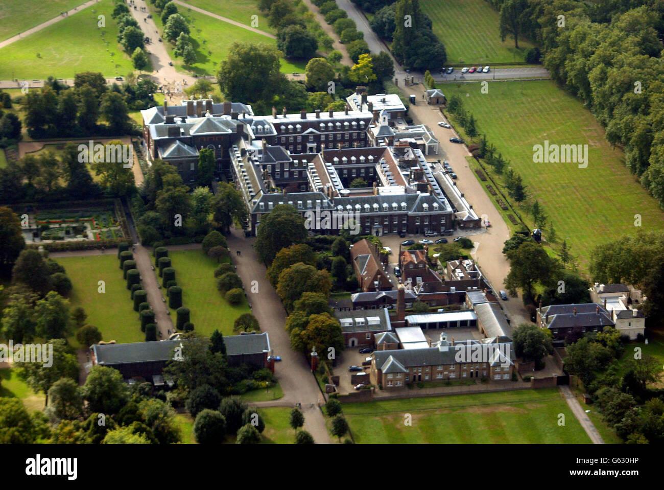 Kensington Palace Apartment A Square Footage