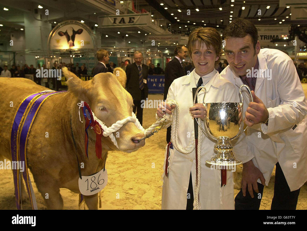 Royal Smithfield Show - Stock Image