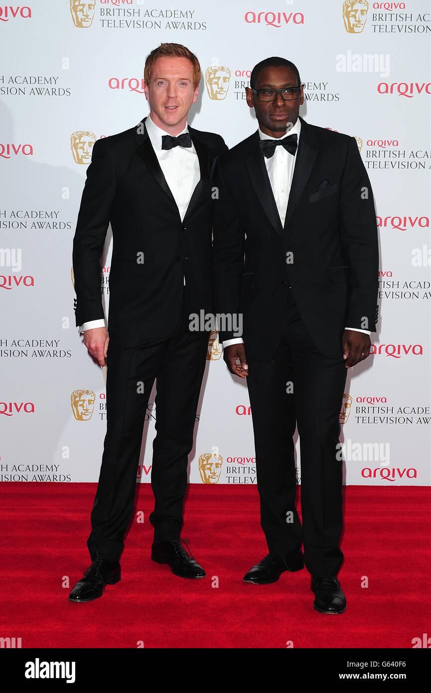 Arqiva British Academy Television Awards - Press Room - London - Stock Image