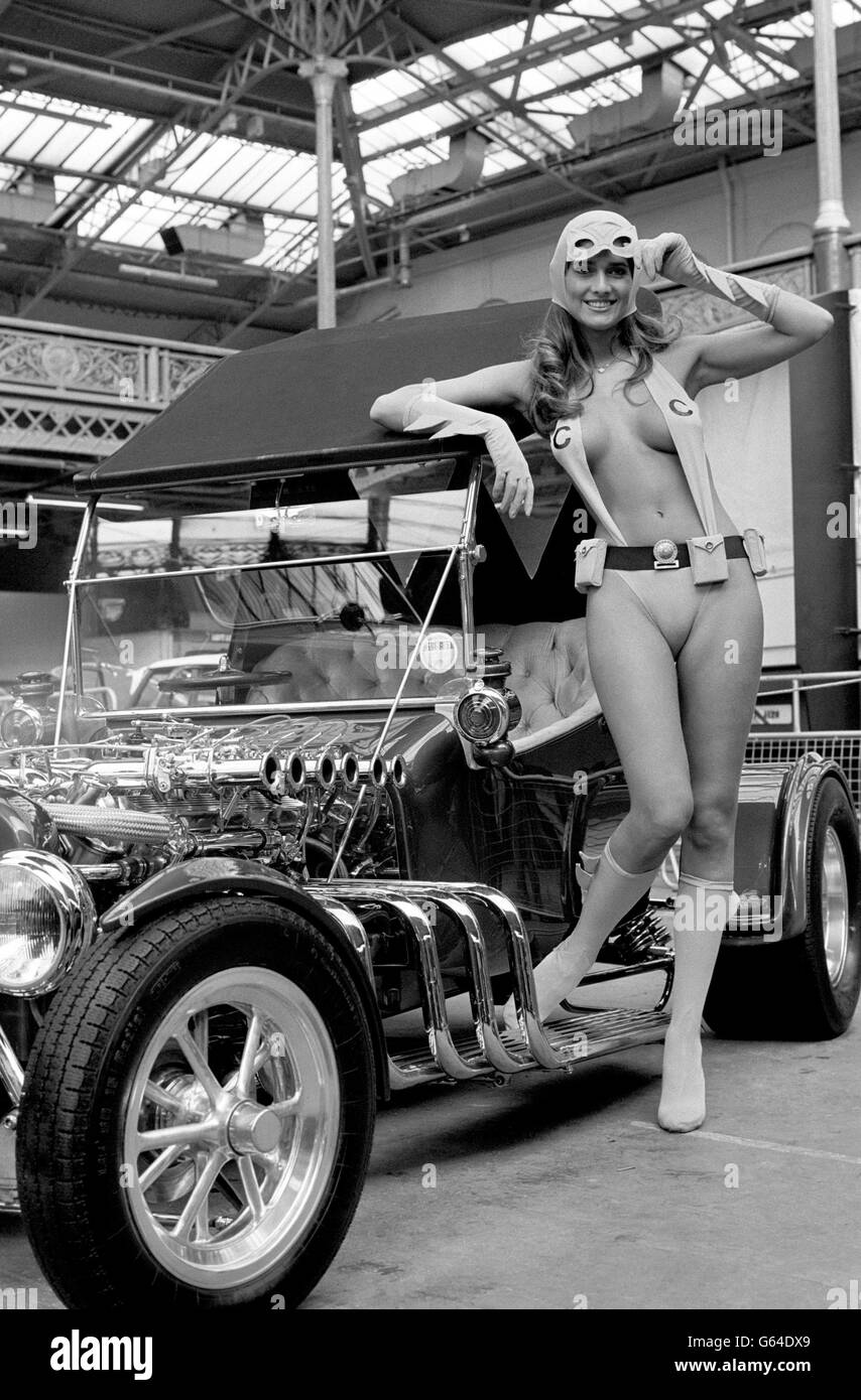 Transport - Tula at the Supernation Custom Car Show. - Stock Image