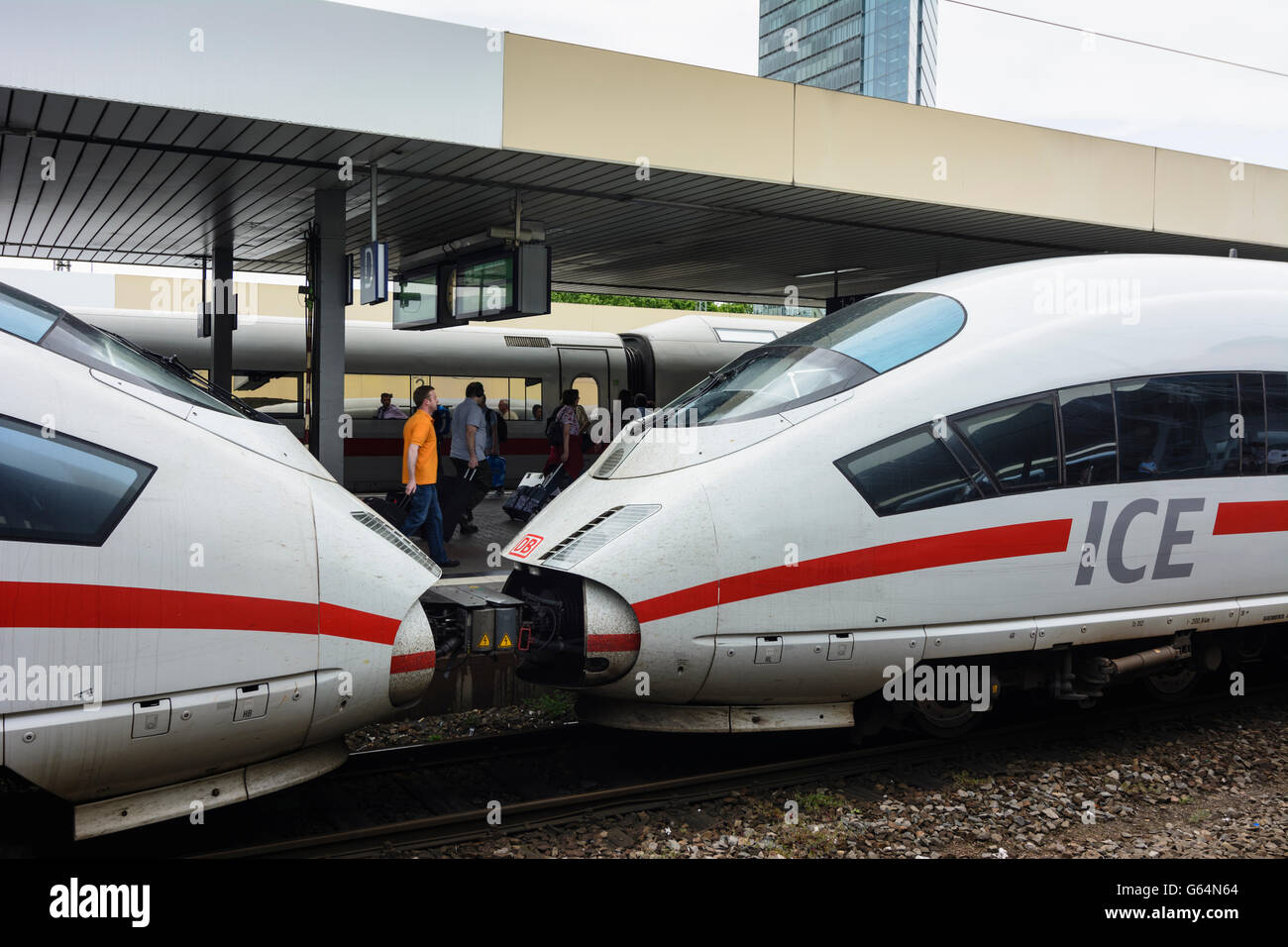 Deutsche Bahn in an age of digital transformation.