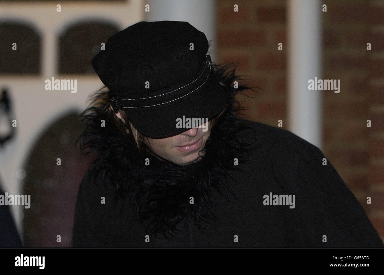 Liam Gallagher - Stock Image