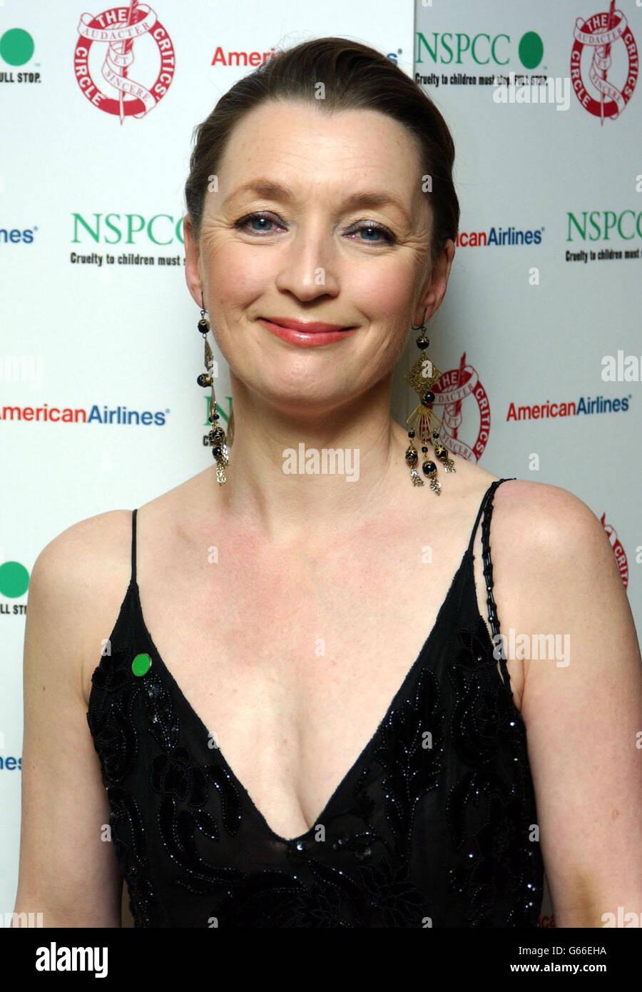 Manville Film Critic Awards Stock Photo