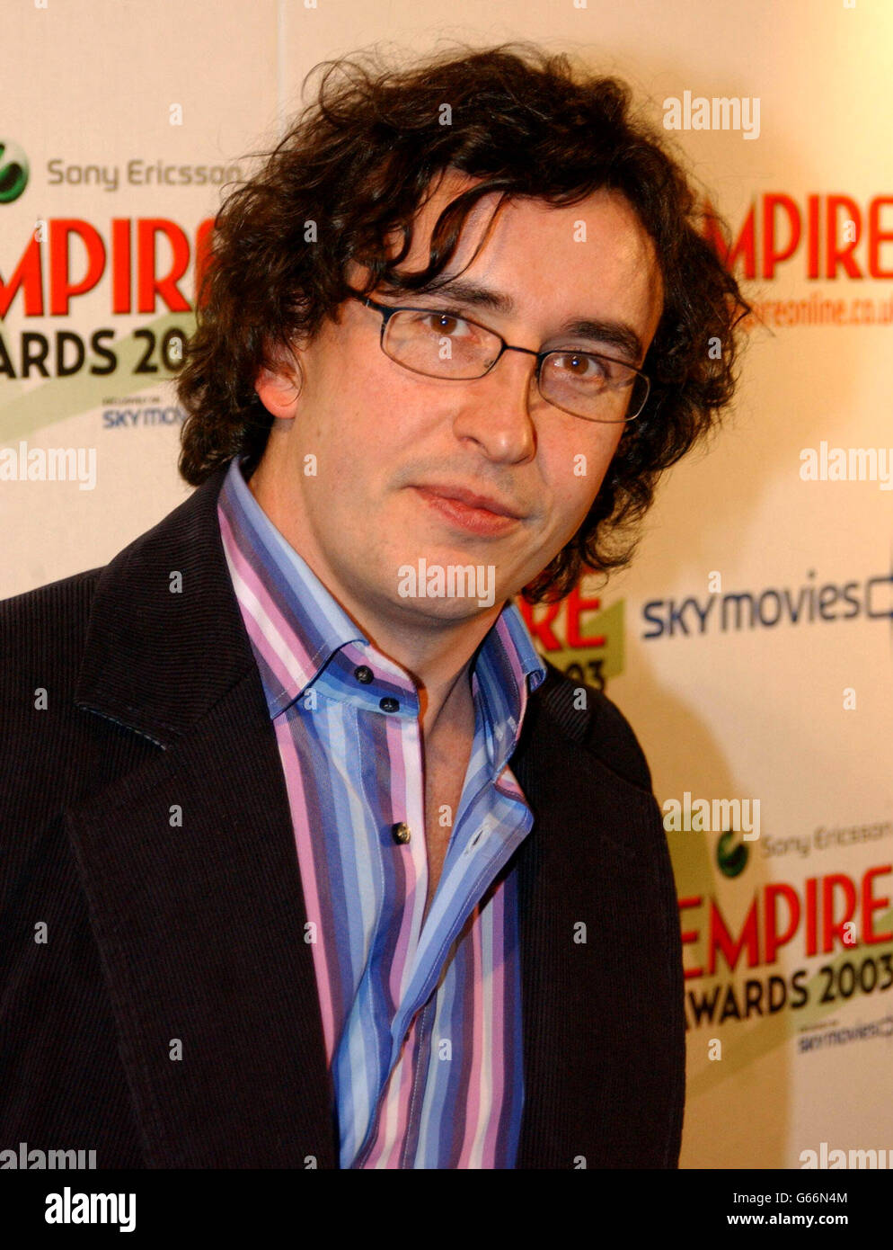 Coogan - Empire Awards Stock Photo