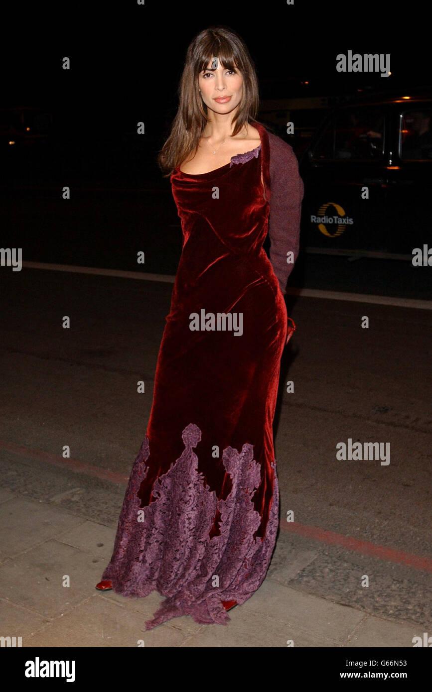 Lisa B  - Empire Awards Stock Photo