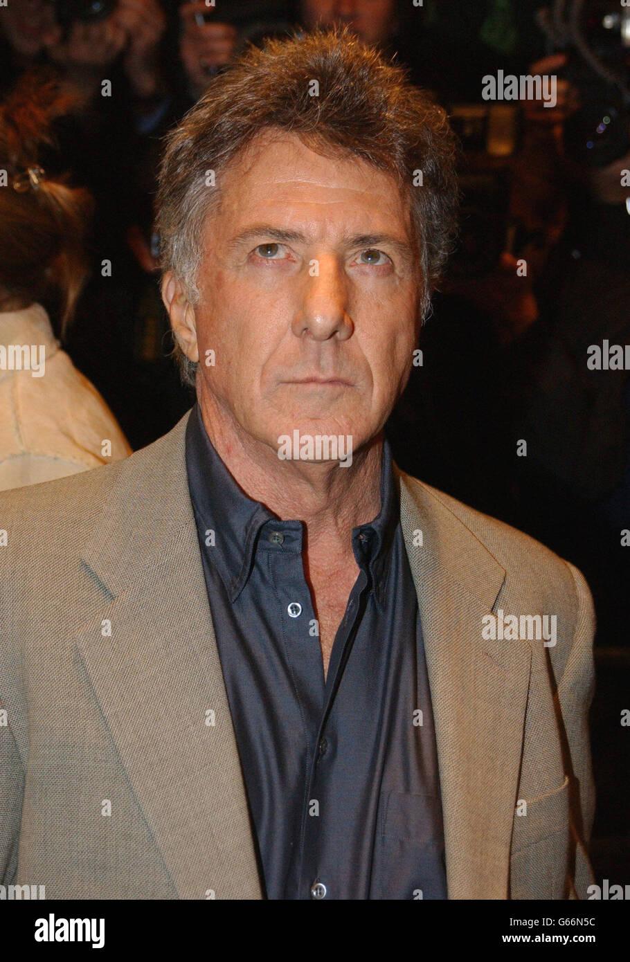 Hoffman - Empire Awards Stock Photo