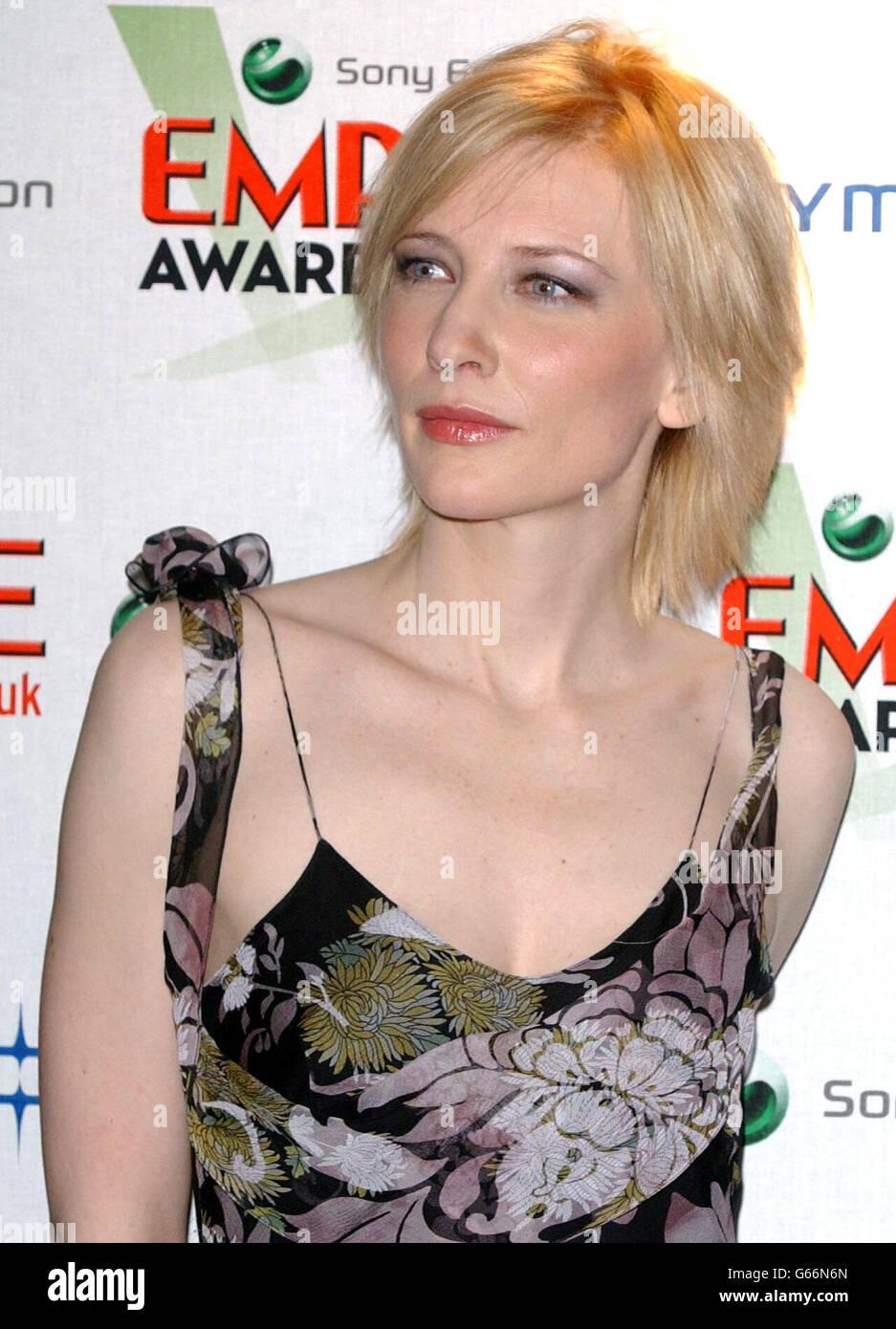 Blanchett - Empire Awards Stock Photo