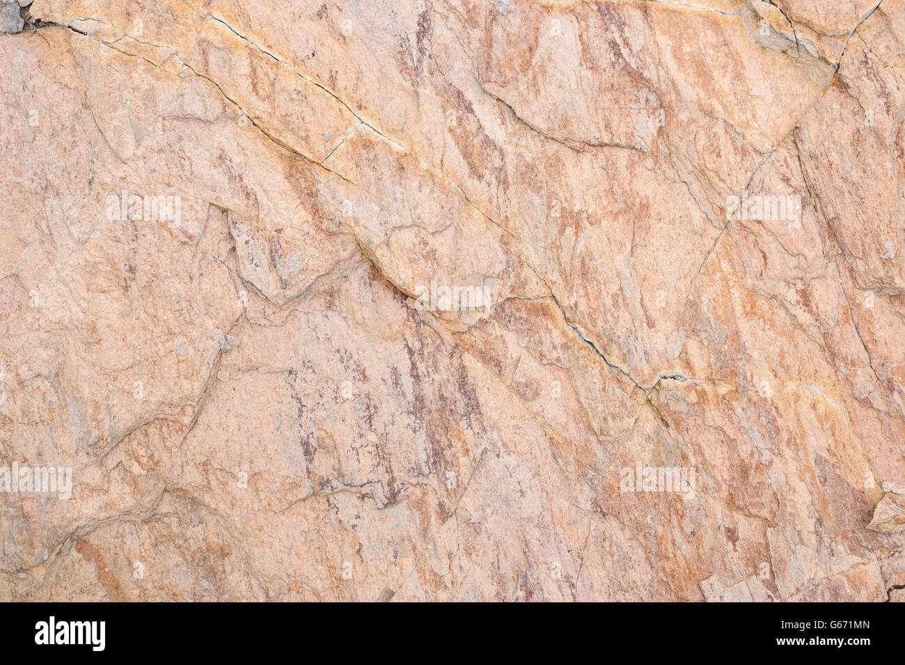 Natural stone sculpture background - Stock Image